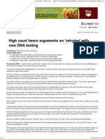 high court hears arguments