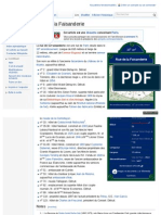 no 118 - propriété depuis 1997 de l'actuel président du Pérou, S.E. Alan García