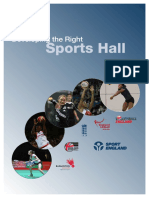 Developing the Right Sports Hall