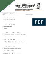 Examen Mensual de Junio 2018