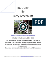 BCPand DRP Larry