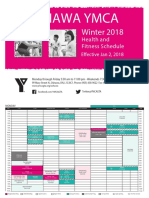 Schedule Flexibility Training