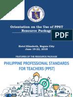 PPST Orientation