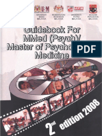 Guidebook for MMeD Psych 2008 (1)