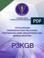Buku Tatalaksana P3KGB 2018