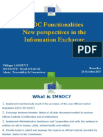 Session 1 - Presentation 2 IMSOC_functionality New Perspective in the Information Exchange Final