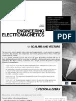 MEM Chapter1-Vector Analysis