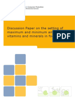 Labelling Nutrition-supplements-discus Paper Amount Vitamins En