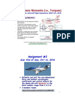 Aerodynamic Moments 7