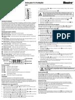 Manual Programador Rega