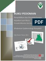 Buku Pedoman Epidemiologi Penyakit Edisi Revisi 2011