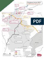Travaux dans le Jura sur le réseau SNCF