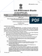 Advt 113 201819 Rr Ges Class i II