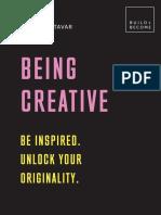 Being Creative Be Inspired. Unlock - Michael Atavar UserUpload.net