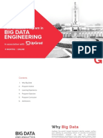 Brochure- UpGrad & BITS Pilani - PG Program in Big Data Engineering