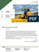 Oferta Compactor de Sol CATERPILLAR CS78B 06.12.2018