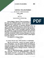 Szilagyi Sandor - Kornis Gaspar feljegyzesei 1678-1683