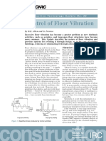 Control of Floor Vibration .pdf
