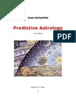 Estadella Juan - Predictive Astrology - 2nd Ed