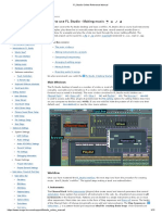 FL Studio Online Reference Manual