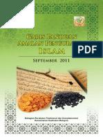 Garis Panduan Amalan Pengubatan Islam