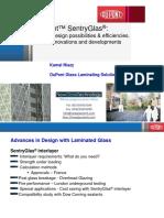 SentryGlas Technische Brochure