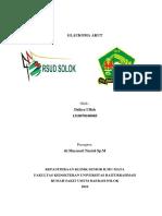 Referat Perbaikan Fix Print