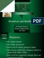 Hinduism Buddhism