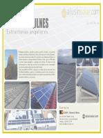Alusin solar estructura paneles solares