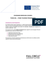 Information -Tourism Programme