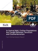Fidh Centre of Mali Population Sized Between Terrorism and Counter Terrorism 727 en November2018