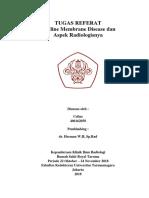 Referat HMD atau RDS dan Aspek Radiologisnya