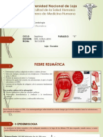 Cardiologia de Fiebre Reumatica