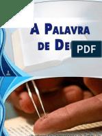 1 A PALAVRA DE DEUS