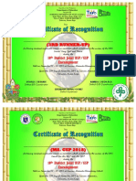 Certificates Real