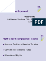 Tax on Employment - Professional Tax Deduction - Taxmann