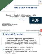 SLIDES 2 - Lo Sviluppo Dei Sistemi Informativi