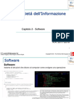 SLIDES 4 - Il Software Di Base e Applicativo