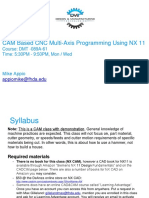 NX Sylabus R1 by Mike W2018 Handout