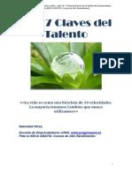 eBook 7 Claves Del Talento