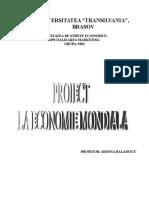 Economie Monidala - Olanda