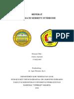 Referat Kasabach Merritt Syndrome Annisa