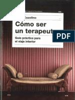 Cozolino - Como ser un Terapeuta.pdf
