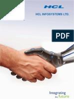 Company Brochure HCL
