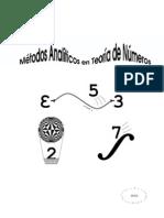 Metodos cos en La Teoria de Numeros