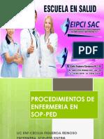 PROCEDIMIENTEOS DE ENFERMERIA SOP PED.pdf