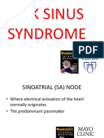 Sick Sinus Syndrome