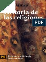 Historia de Las Religiones - James