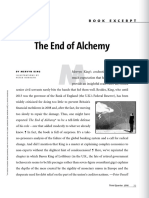 The End of The Alchemy