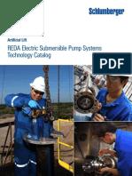 Artificial Lift Esp Technology Catalog